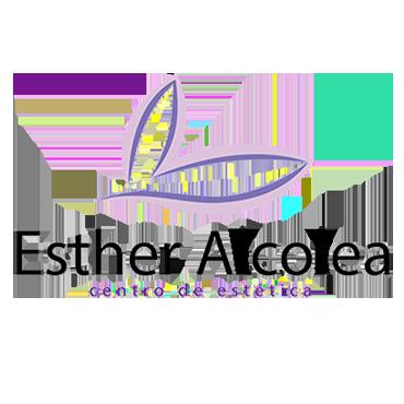 Esther Alcolea, Centro de Estética
