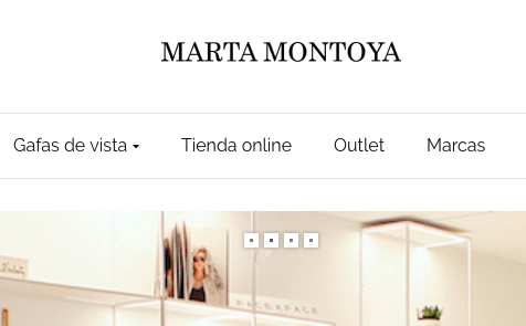 Marta Montoya Óptica