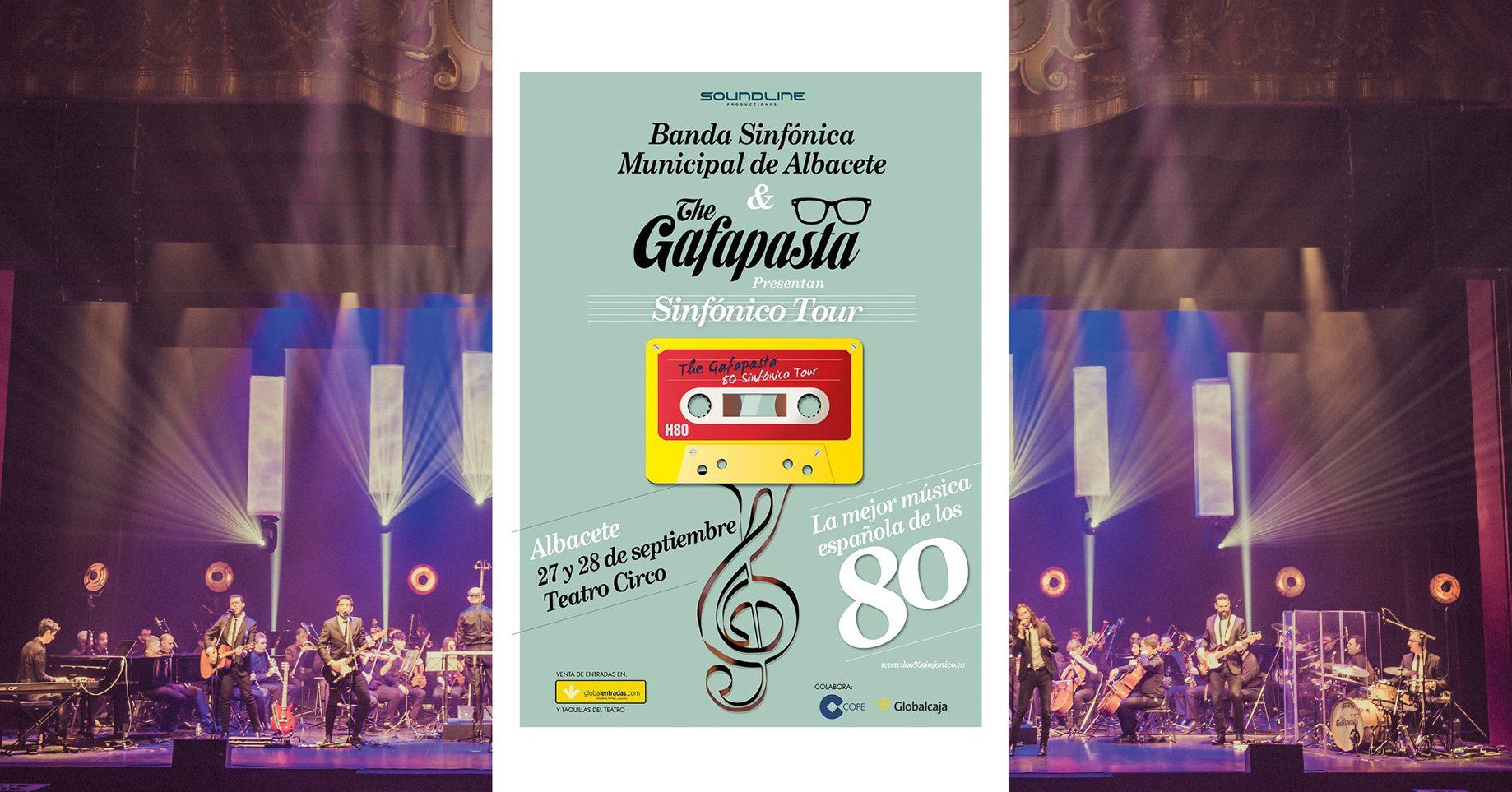The Gafapasta | Albaceteguia