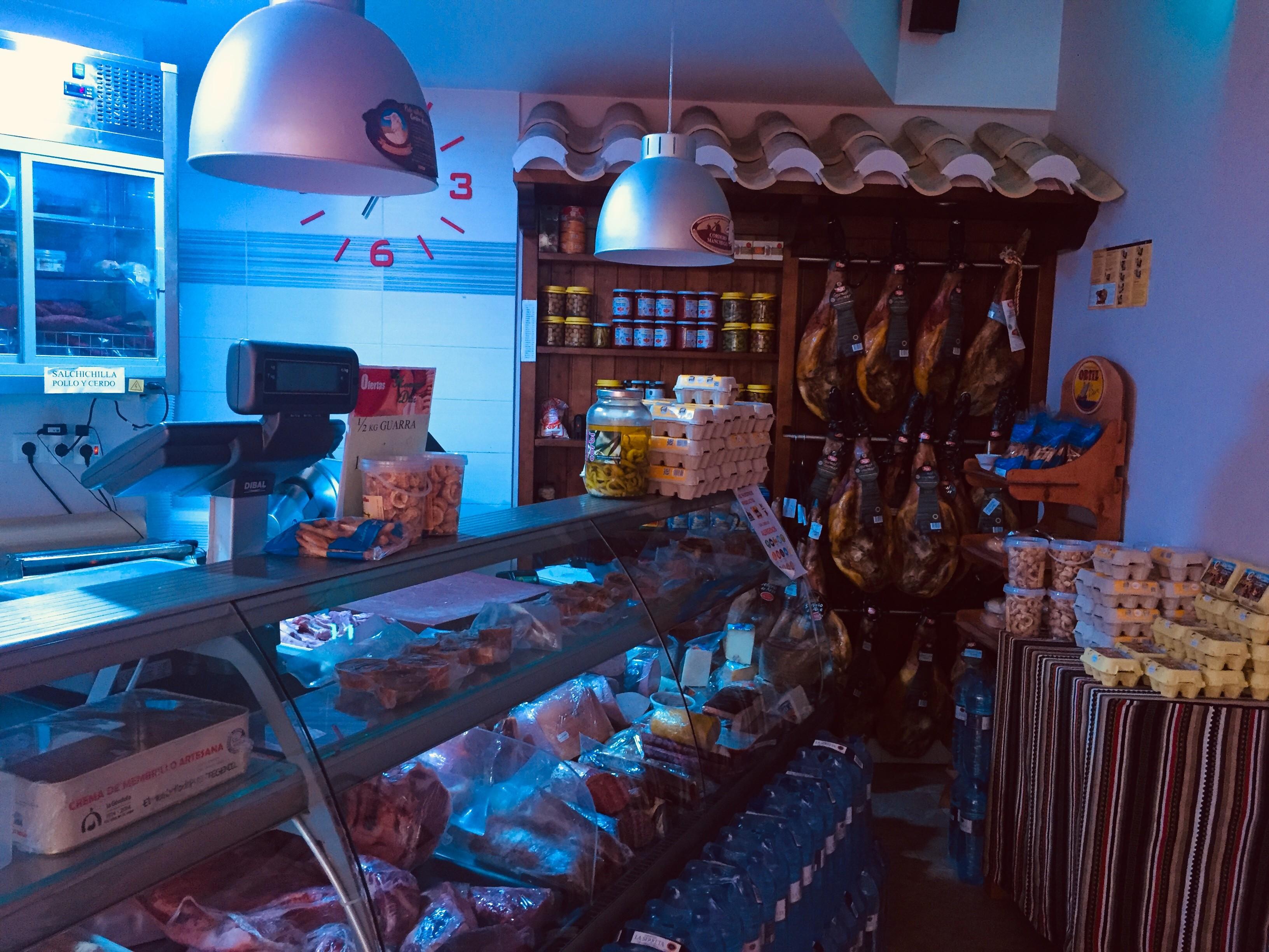 Una carniceria tradicional de nuestra ciudad