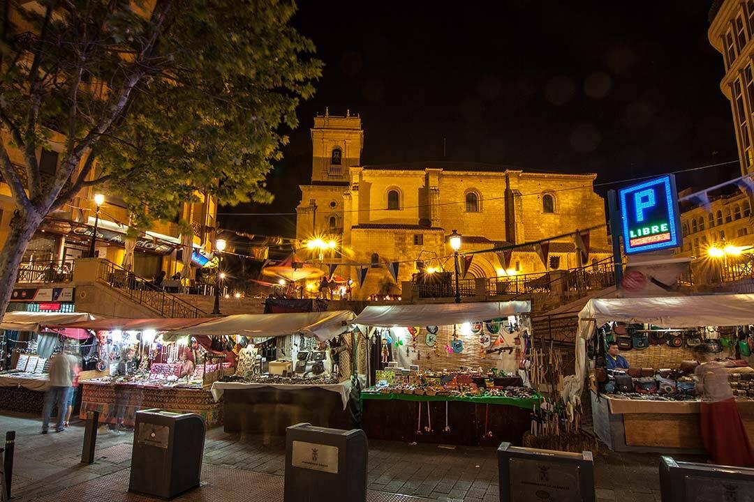 ver la catedral de Albacete