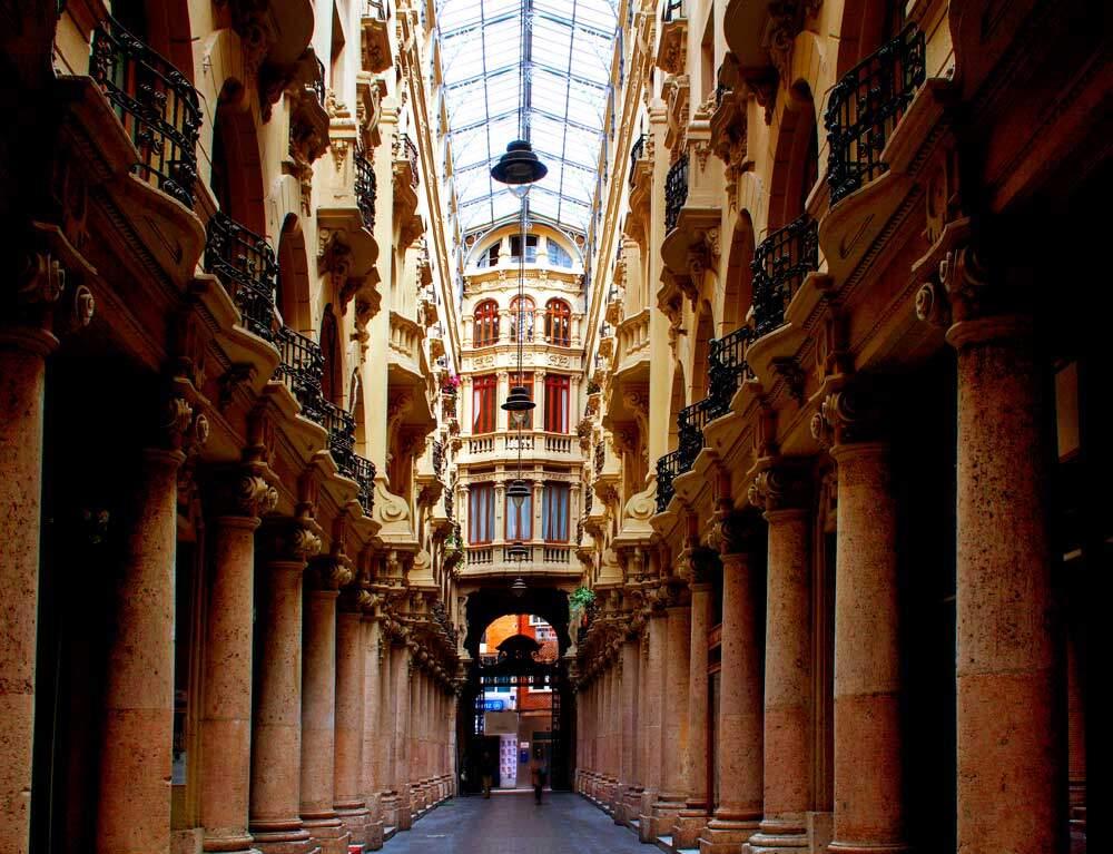 Pasaje Lodares Albacete